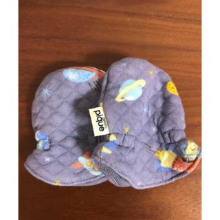ジェラートピケ(gelato pique)のgelato pique Kids&Baby☆キルティングロケットbabyミトン(手袋)