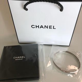 CHANEL - CHANEL コンパクトミラー・ブレスレット(ノベルティー)
