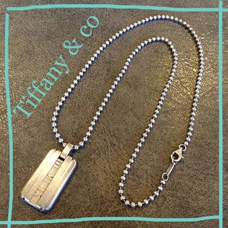 Tiffany & Co. - Tiffany&Co ネックレス正規品