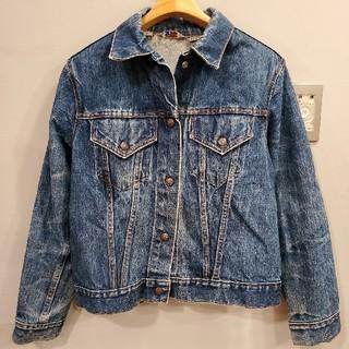リーバイス(Levi's)のVINTAGE Levi's L denim jacket (サイズL)(Gジャン/デニムジャケット)