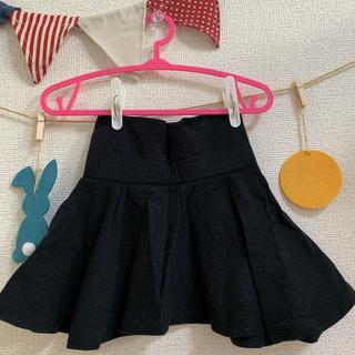 オールドネイビー(Old Navy)のオールドネイビー 黒スカート80cm(スカート)