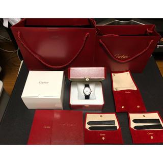 Cartier - 新品カルティエ ロンデ Cartierオートマチック時計