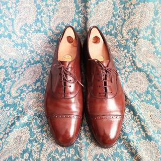 エドワードグリーン(EDWARD GREEN)のハイエンド 英国靴 Edward Green エドワードグリーン バークレー(ドレス/ビジネス)