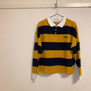 ウィゴー(WEGO)のラガーシャツ(ポロシャツ)