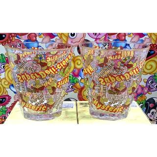 ヒステリックミニ(HYSTERIC MINI)のヒスミニ☆正規品☆新品☆ガラス☆コップ☆2点セット☆グラス☆食器☆お食事(グラス/カップ)