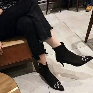 バレンシアガ(Balenciaga)のハイヒールブーツブーツ(ブーツ)