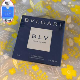 BVLGARI - WED▲BVLGARI ブルー プールオム オーデトワレ 50ml ブルガリ