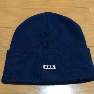 ブラウニー(BROWNY)のニット帽  WEGO(ニット帽/ビーニー)