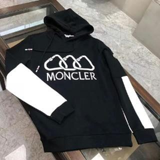 MONCLER - モンクレール 薄手 男女兼用パーカー カジュアル