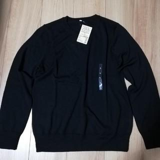 MUJI (無印良品) - 無印良品 クルーネックセーター