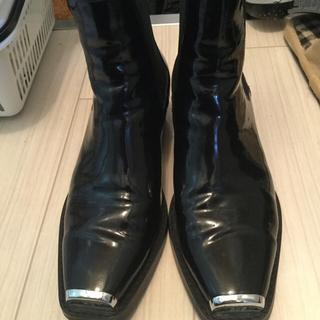 Calvin Klein - calvin klein 205w39nyc ブーツ 41 サンプル品