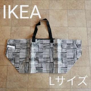 IKEA - IKEA フィスラバッグLサイズ エコバッグ ショッピングバック