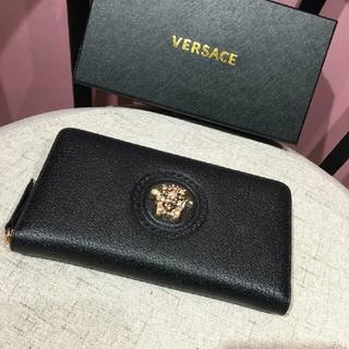 VERSACE - Versaceヴェルサーチ 人気 財布 カードケース メンズ