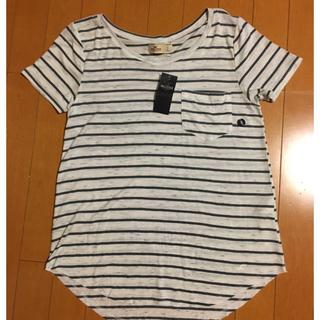ホリスター(Hollister)のホリスター T タグ付きS(Tシャツ(半袖/袖なし))
