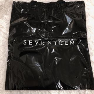 SEVENTEEN - SEVENTEEN バッグ 109 popup