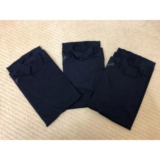 ミズノ(MIZUNO)のミズノ ハイネック  長袖 アンダーシャツ              3枚セット(ウェア)