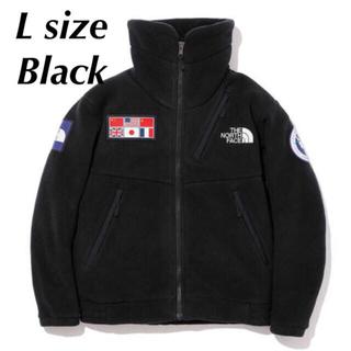 THE NORTH FACE - ノースフェイス トランス アンタークティカ フリースジャケット 黒 Lサイズ