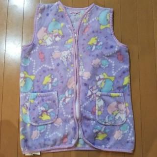 サンリオ(サンリオ)の着る毛布、スリーパー ☆キキララ☆(毛布)
