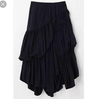 ENFOLD - 人気 ナゴンスタンス  19ss ギャザースカート nagonstans