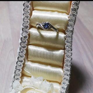 タンザナイト プラチナ900 リング(リング(指輪))