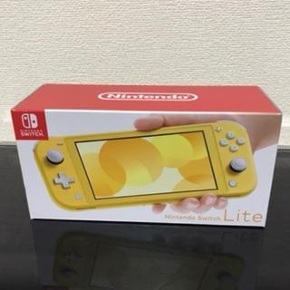 Nintendo Switch - ニンテンドースイッチライト★イエロー