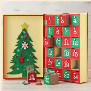 カルディ(KALDI)の2019クリスマス カルディ限定アドベントカレンダー(カレンダー/スケジュール)