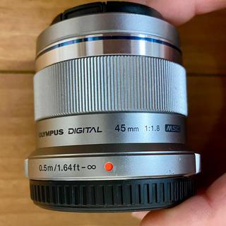 OLYMPUS - OLYMPUS 45mm F1.8単焦点レンズ(純正)