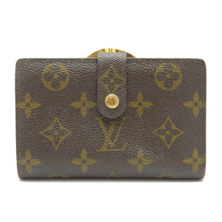 LOUIS VUITTON - 【箱・袋付き】ルイヴィトン 二つ折り がま口 財布