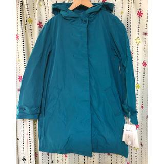 ミラオーウェン(Mila Owen)のミラオーウェン コートパーカー雨具上着 ZARAmoussySLYリリーブラウン(パーカー)