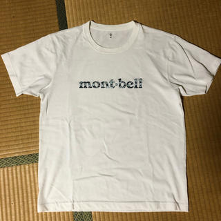 mont bell - mont-bell モンベル Tシャツ