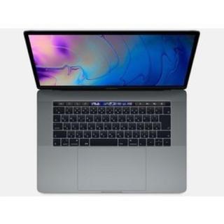 マック(Mac (Apple))のMacBook Pro スペースグレイ MV962J/A 2019 新品(ノートPC)