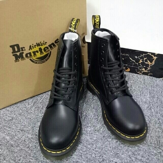 Dr.Martens - Dr. Martens UK4 8eyesドクターマーチン ブーツ 黒 正規品