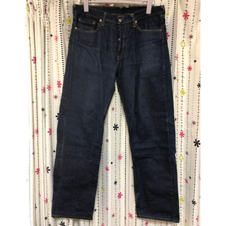 EVISU - デニム メンズ 34.36 パンツEDWIN Lee エビス