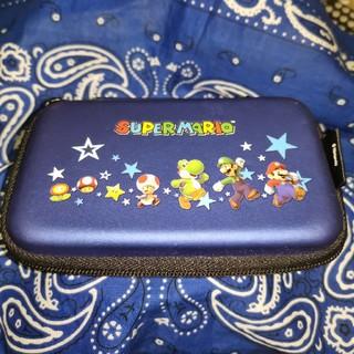 ニンテンドー3DS - 【ゲーム】3DSハードケース/スーパーマリオオールスターズ