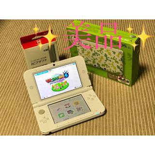 ニンテンドー3DS - 【送料無料】ニンテンドー3DSLL ルイージ30周年パック