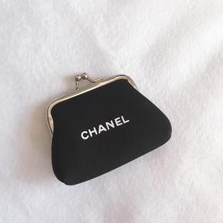 CHANEL - がま口 コインケース