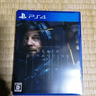 PlayStation4 - 美品 DEATH STRANDING(デス・ストランディング) PS4