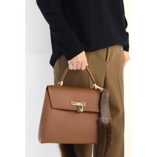 ドゥーズィエムクラス(DEUXIEME CLASSE)の新品 ドゥーズィエムクラス DESIGN INVERSO PVC BAG(ショルダーバッグ)