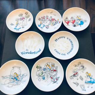 アフタヌーンティー(AfternoonTea)のAfternoon tea の不思議な国のアリスの小皿セット(食器)