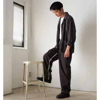 ワンエルディーケーセレクト(1LDK SELECT)の新品【S.F.S Tokyo】LIMONTA NYLON WIDE PANTS(その他)