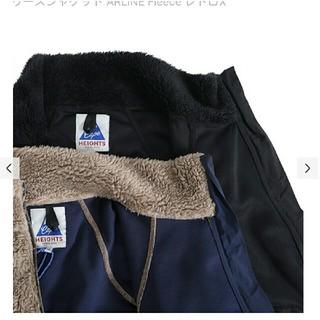 cape heightsケープハイツシェルパフフリースジャケットS(ブルゾン)
