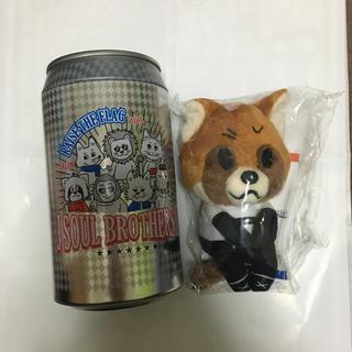 三代目 J Soul Brothers - 三代目 J Soul Brothers ちょっこりさん缶