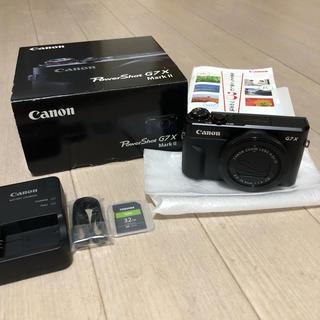 Canon - 超美品 キヤノンCanon POWERSHOT G7 X MARK II
