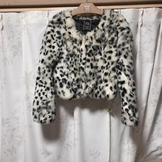 セシルマクビー(CECIL McBEE)のセシルマクビー 毛皮のコート(毛皮/ファーコート)