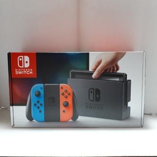 任天堂 - Nintendo Switch Joy-Con (L) ネオンブルー/ (R)
