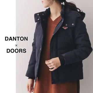 ダントン(DANTON)のDANTON(ダントン)×DOORS(ドアーズ)別注ダウンジャケット(ダウンジャケット)