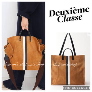 DEUXIEME CLASSE - 完売!希少品 2019AW CLARE V. LINE TOTE