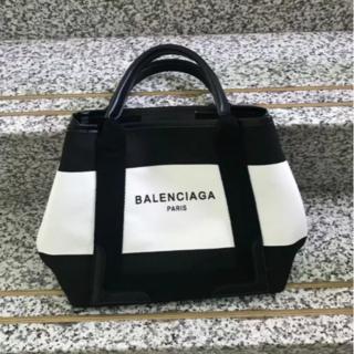 BALENCIAGA BAG - BLENCIAGA バレンシアガ キャンバス トートバッグ