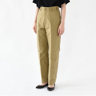 Shinzone - THE SHINZONE HIGH WAIST CHINO PT