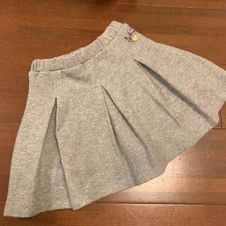 petit main - petitmainプチマイン スカート インナーパンツ付110